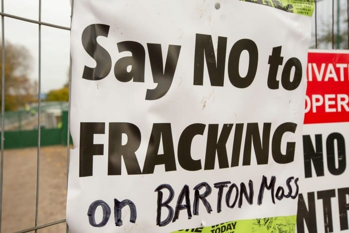 Say NO to FRACKING